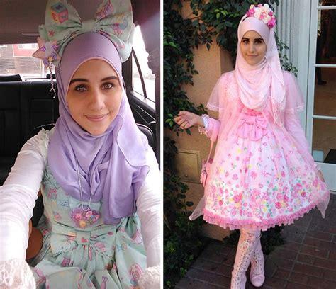 Cerita Anime Hijab Gaya Hijab Dengan Busana Anime Jadi Trend Di Jepun Tabek