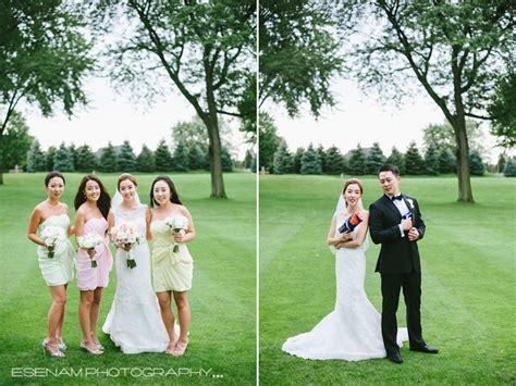 Korean Wedding at The Bloomingdale Golf Club with Kayla