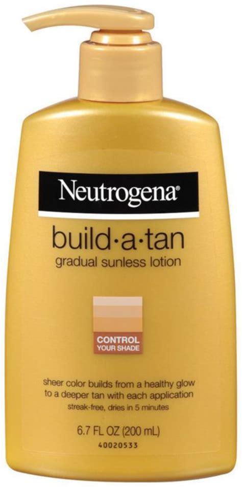 Raisha Orange neutrogena build a gradual sunless tanning to be glow and