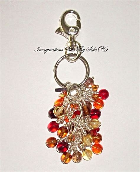 Handmade Keychain Ideas - 17 best ideas about handmade keychains on