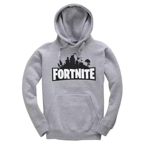 fortnite clothing fortnite logo hoodie getowned co uk fornite merchandise