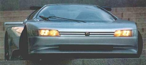 1988 peugeot oxia concept pictures history value
