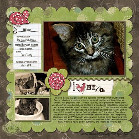 scrapbook layout ideas cats 17 best images about scrapbooking cats on pinterest