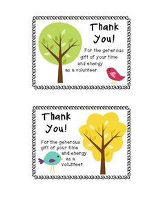 Thank You Note To Helper Thank You Postcards For Your Parent Volunteers Card Parent Volunteers Church
