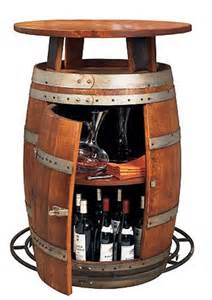 30 ways to repurpose a wine barrel part 1 your wine