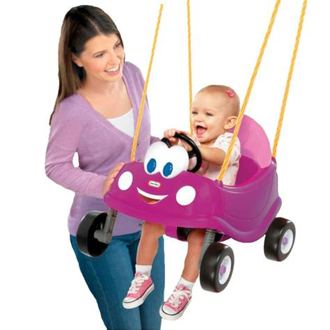 cozy coupe swing princess cozy coupe 174 first swing at little tikes