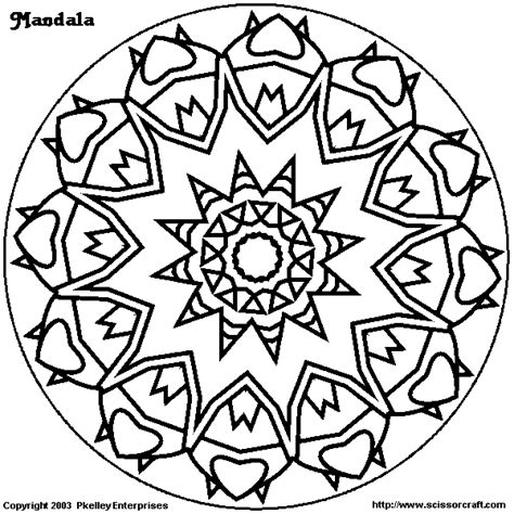 mandala coloring pages therapy color therapy