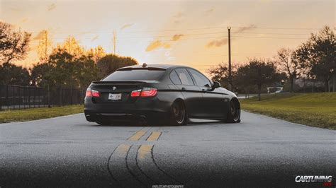 stance bmw stance bmw 5 f10 187 cartuning best car tuning photos from