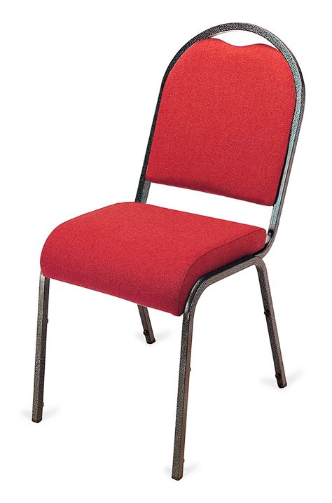 Metal Stacking Chairs by Metal Stacking Waterfall Conference Chair