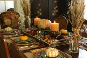 Martha Stewart Christmas Table Centerpieces - tischdeko f 252 r herbst selbstgemacht und modern arrangiert
