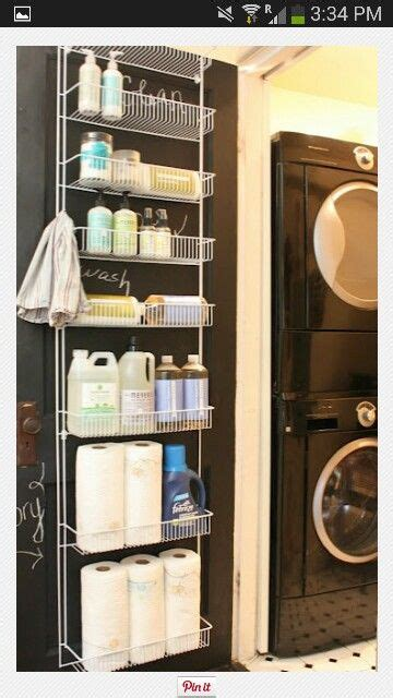 ideas  cleaning supply storage  pinterest