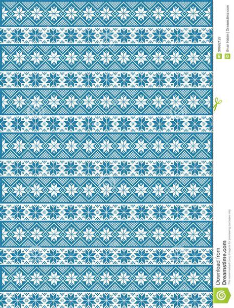 blue nordic pattern blue nordic pattern royalty free stock photos image