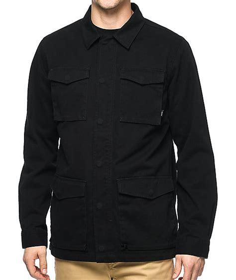 Jaket Vans Volka Skate Black vans x thrasher m65 black jacket