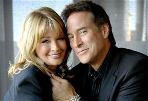 drake hogestyn and deidre hall married the daytime drama daily dish days of our lives casting