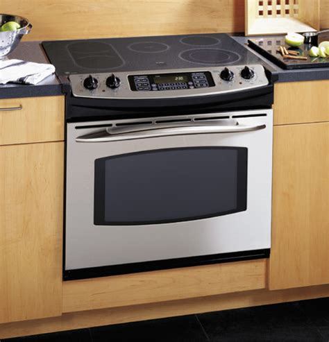 drop in stove ge jd750sfss 30 quot drop in electric convection range with 5