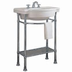bathroom sink table american standard retrospect console table with bathroom