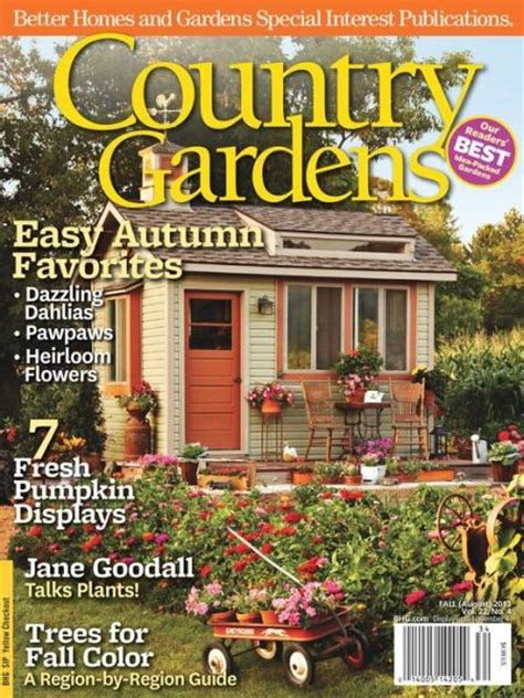 country gardens magazine digital subscription discount