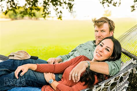 schip and chip chip and joanna gaines on their marriage people