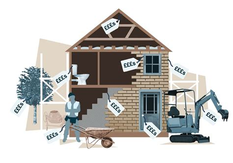 cost for building a house the hidden costs of self build