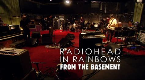radiohead in the basement top 5 live performance recordings la