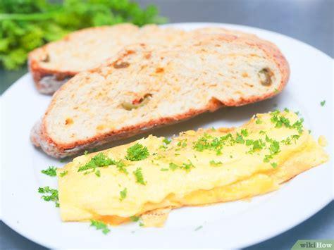 Cara Membuat Omelet Wikihow | 3 cara untuk membuat omelette keju yang lezat wikihow