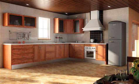 cocinas de madera rustica mm carpinteriacom