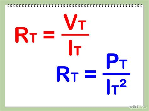 how can you tell the resistance of a resistor 3 easy ways to calculate total resistance in circuits