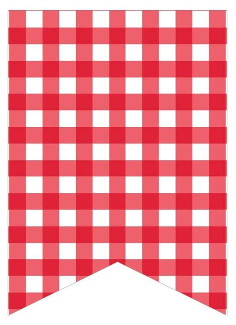 printable gingham banner 62 best images about pollito p 237 o on pinterest animales