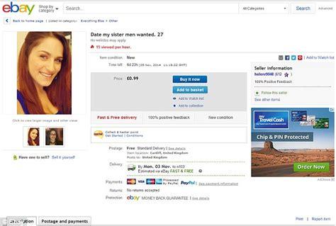 ebay bid sammy maalem s kyle puts up for auction on