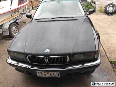 Bmw V12 Engine For Sale by Bmw 7 Series For Sale In Australia