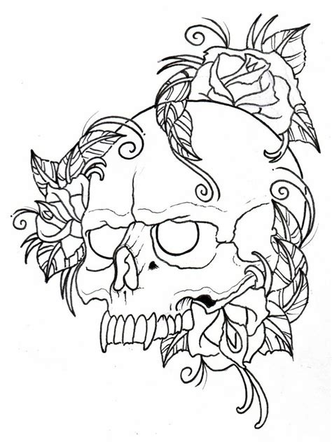 Tattoo Outline Printer | tattoos designs for men rose tattoos for men half sleeve