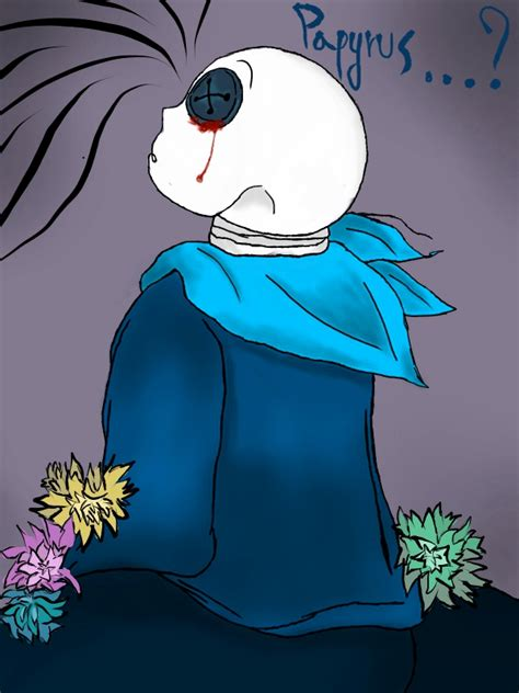 buttontale sans by onebehindthescreen on deviantart