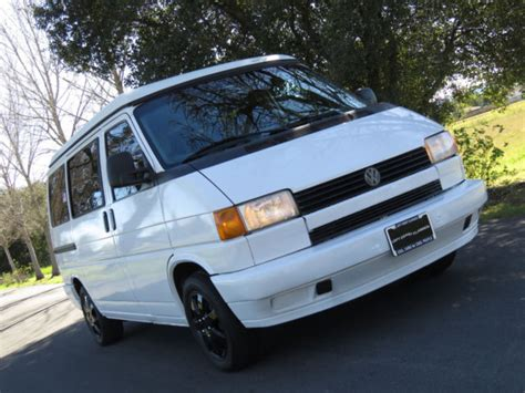 automotive air conditioning repair 1993 volkswagen eurovan auto manual 1993 volkswagen eurovan westfalia weekender 5 speed ice cold air conditioning