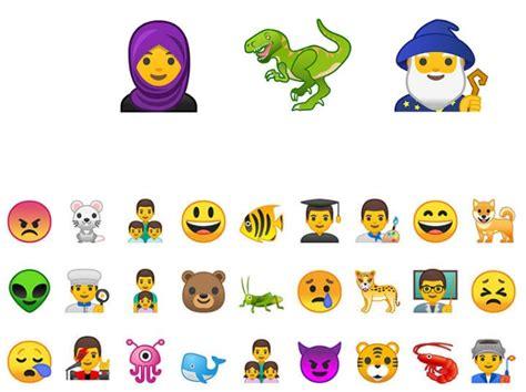 emoji android oreo android oreo أبرز مميزات أندرويد 8 اوريو صدى التقنية