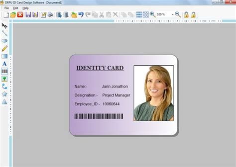student id card templates for ms word word excel templates