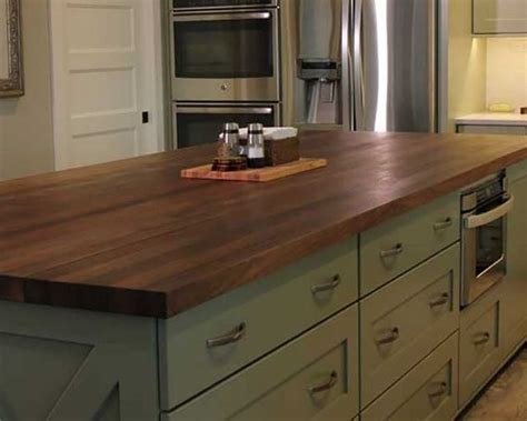 island kitchen counter 25 best ideas about walnut countertop on wood