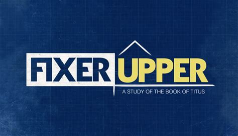 fixer upper logo fixer upper logo sermons restoration christian church