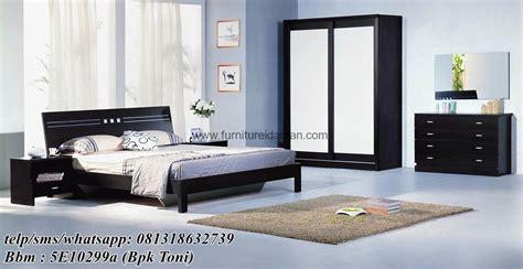 set bedroom murah set kamar tidur minimalis modern mebel jepara furniture