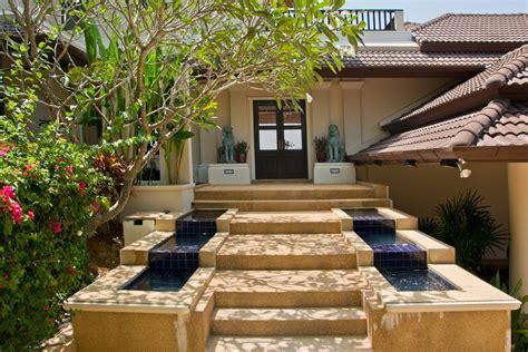 luxury villa entrance design uk villa oriole entrance