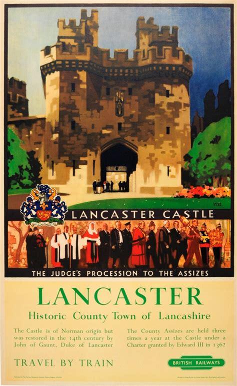 original vintage posters travel posters lancaster