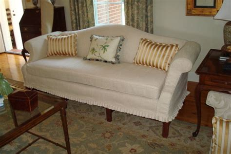 camel back sofa slipcovers queen anne camel back sofa slipcover mjob blog