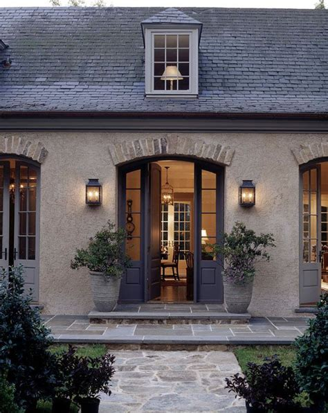 french country homes exterior i love this look french country old stone brick trim
