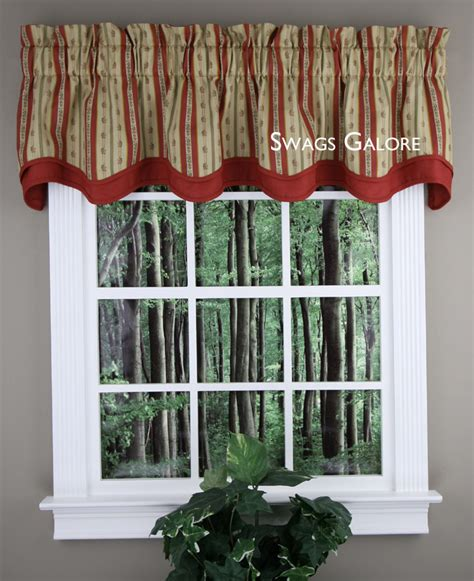 Striped Kitchen Curtains Stripe Cafe Curtain Traditional