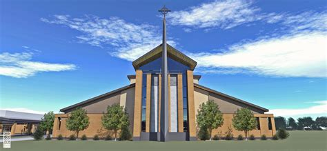 Floor Plans For Churches by New Church Design Trinity Lutheran Church Amp