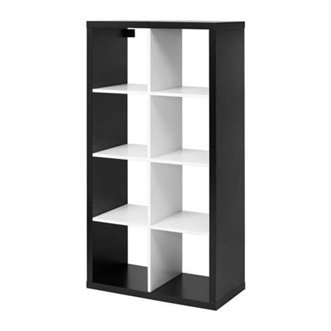 Ikea De Kallax kallax regal schwarz wei 223 ikea