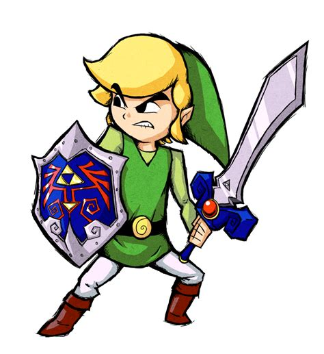 how to do a doodle link wind waker link doodle by bradshavius on deviantart