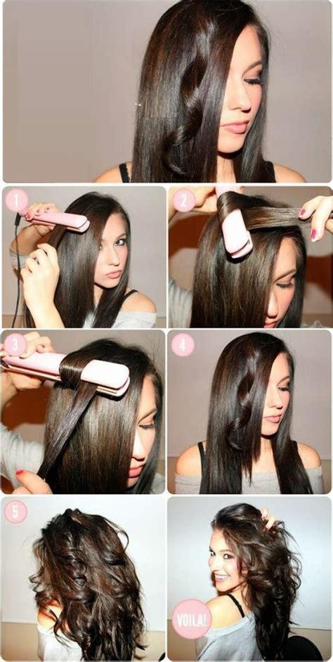 coiffure simple cheveux longs pour femme coiffure simple