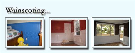 Wainscoting Cost Estimates by San Diego Molding Inc Seamless Crown Molding Installation