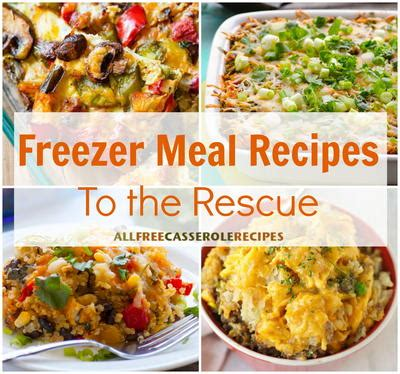 freeze your meals the freezer cookbook busy need books 20 freezer meal recipes to the rescue