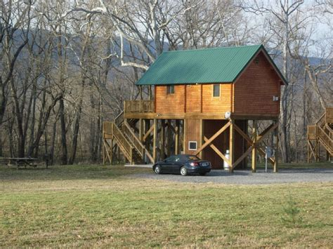 Shenandoah Valley Log Cabin Rentals by Beautiful Shenandoah River Front Log Vrbo